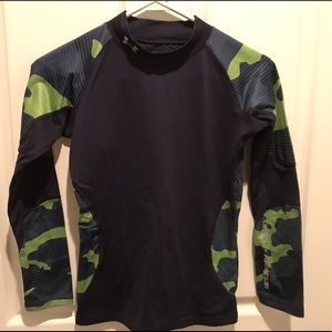 Under Armour Cold Gear long sleeved Dri-fit tee